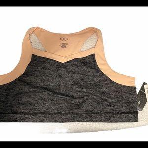Torrid Active Sports Bra Plus Size NWT Size 5
